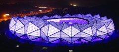膜结构实例-深圳大运会主体育馆全面竣工