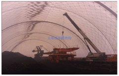 什么是气膜结构全封闭煤棚